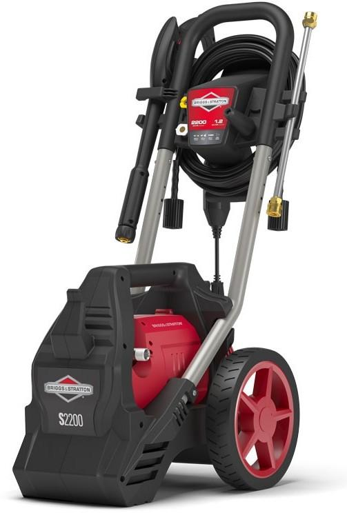 Briggs & Stratton 2200 PSI Electric Pressure Washer  / $17.29 A Week