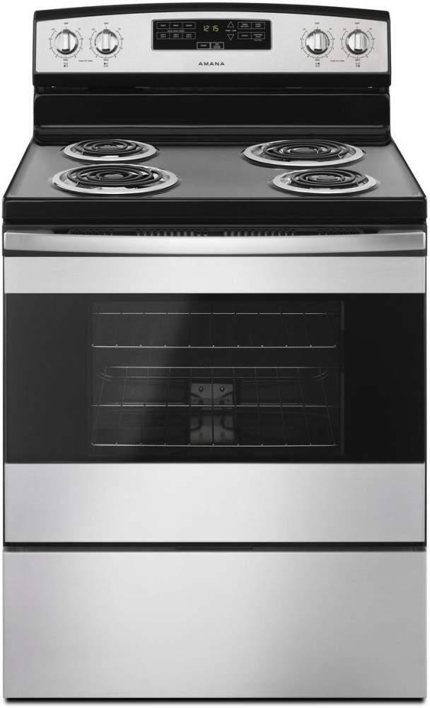 Amana 4.8 Cu. Ft. Coil Top Range  / $19.99 A Week