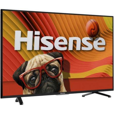 """Hisense 55"""" 1080p Smart LED TV  / $19.99 A Week"""