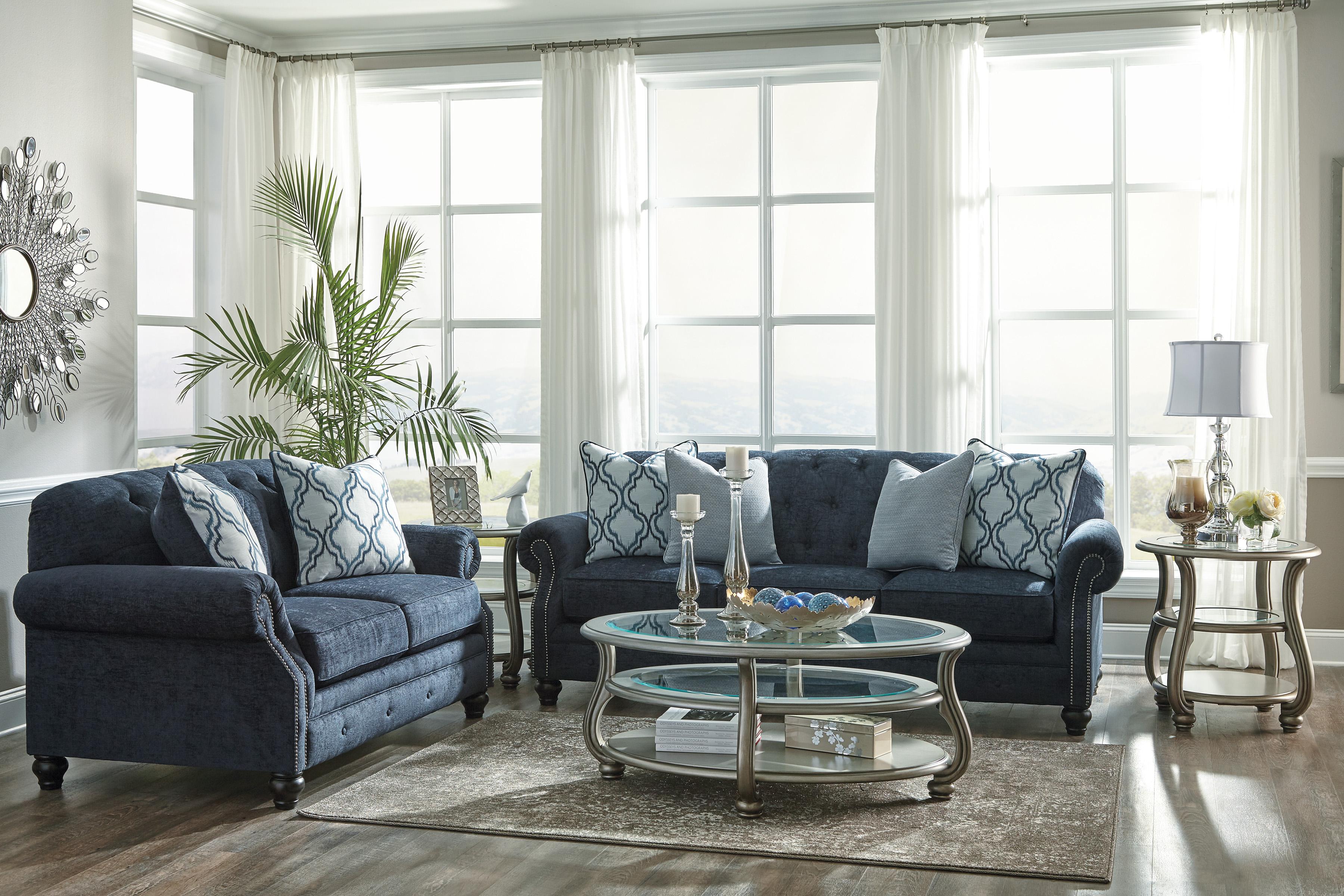 Lavernia Sofa And Loveseat Majik Rent To Own