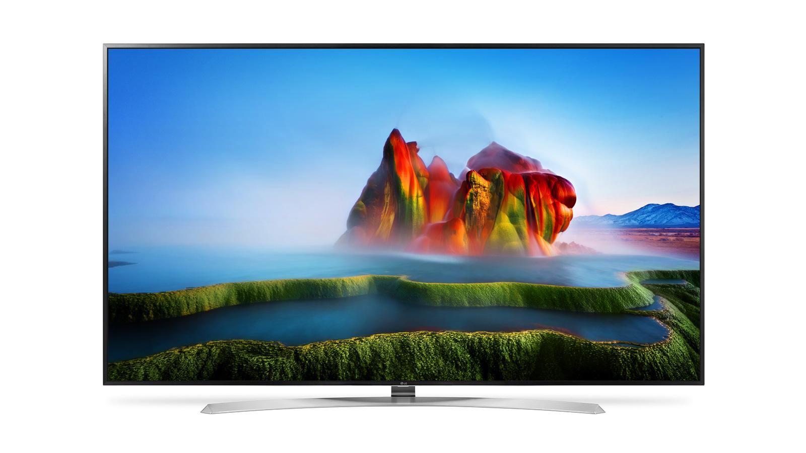 """86"""" LG 4K Ultra HD Smart LED TV  / $57.49 A Week"""
