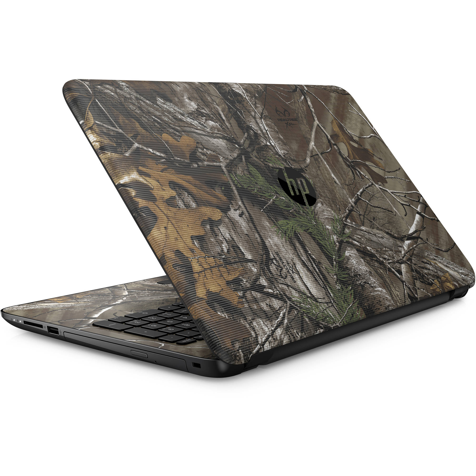 "HP 15.6"" Camo Quad-Core Laptop  / $19.59 A Week"