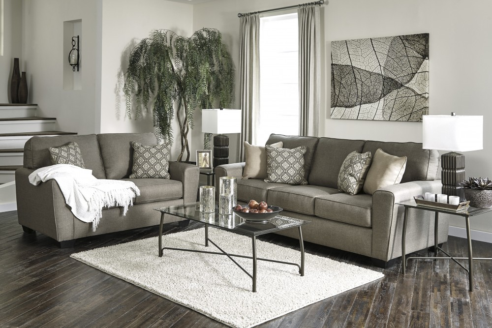 Calicho Cashmere Sofa and Loveseat  / $22.99 A Week