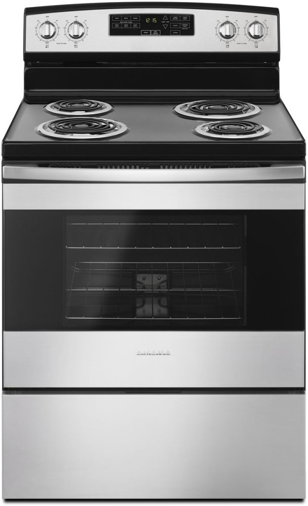 Amana 4.8 Cu. Ft. Electric Coil Top Range  / $18.99 A Week