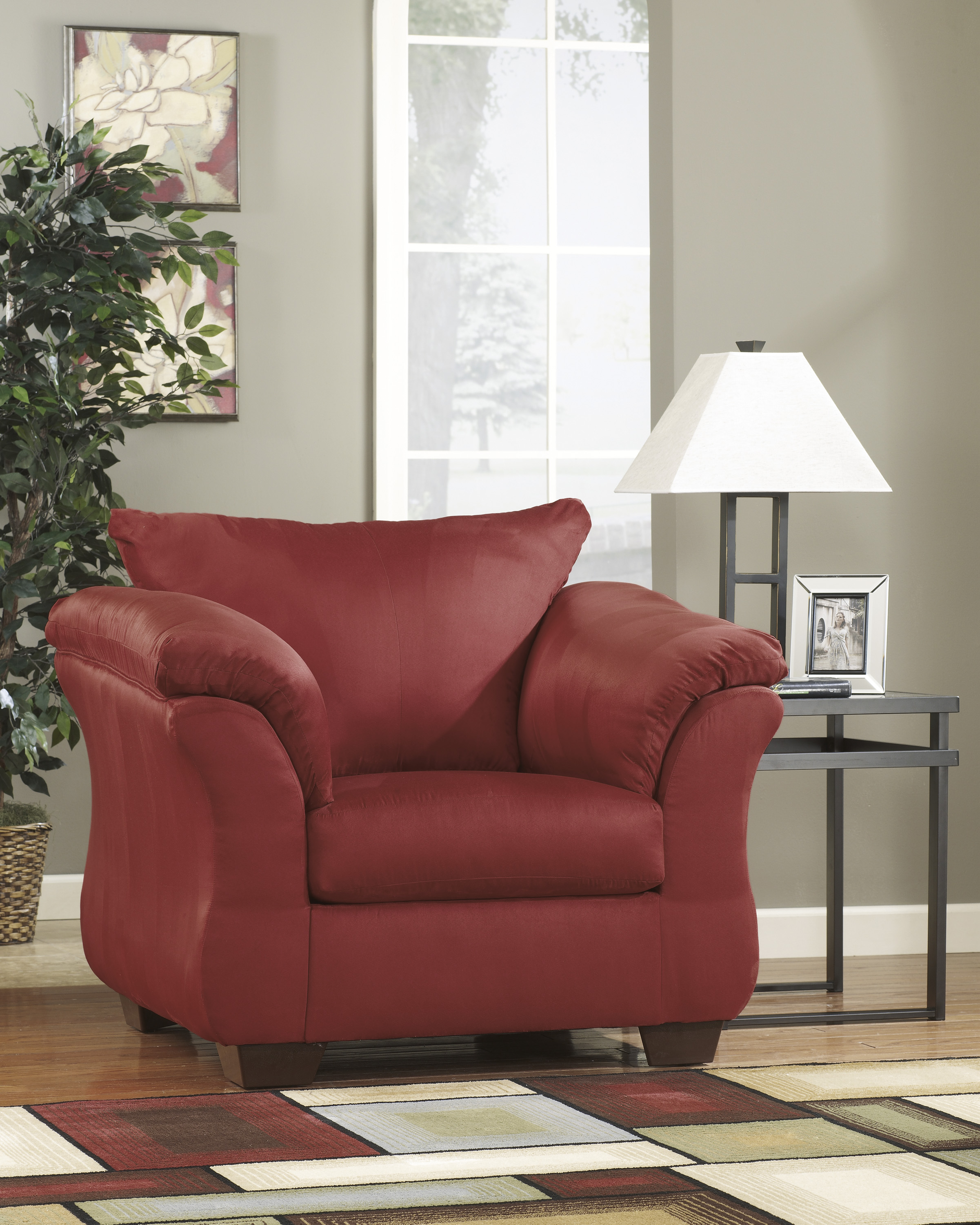 Darcy Salsa Stationary Chair  / $12.99 A Week