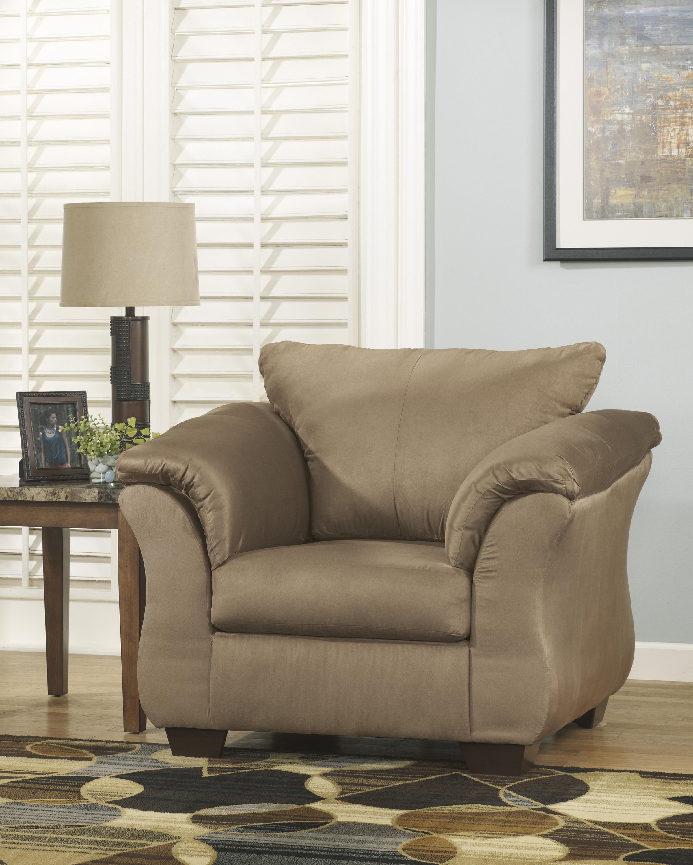 Darcy Mocha Stationary Chair  / $12.99 A Week