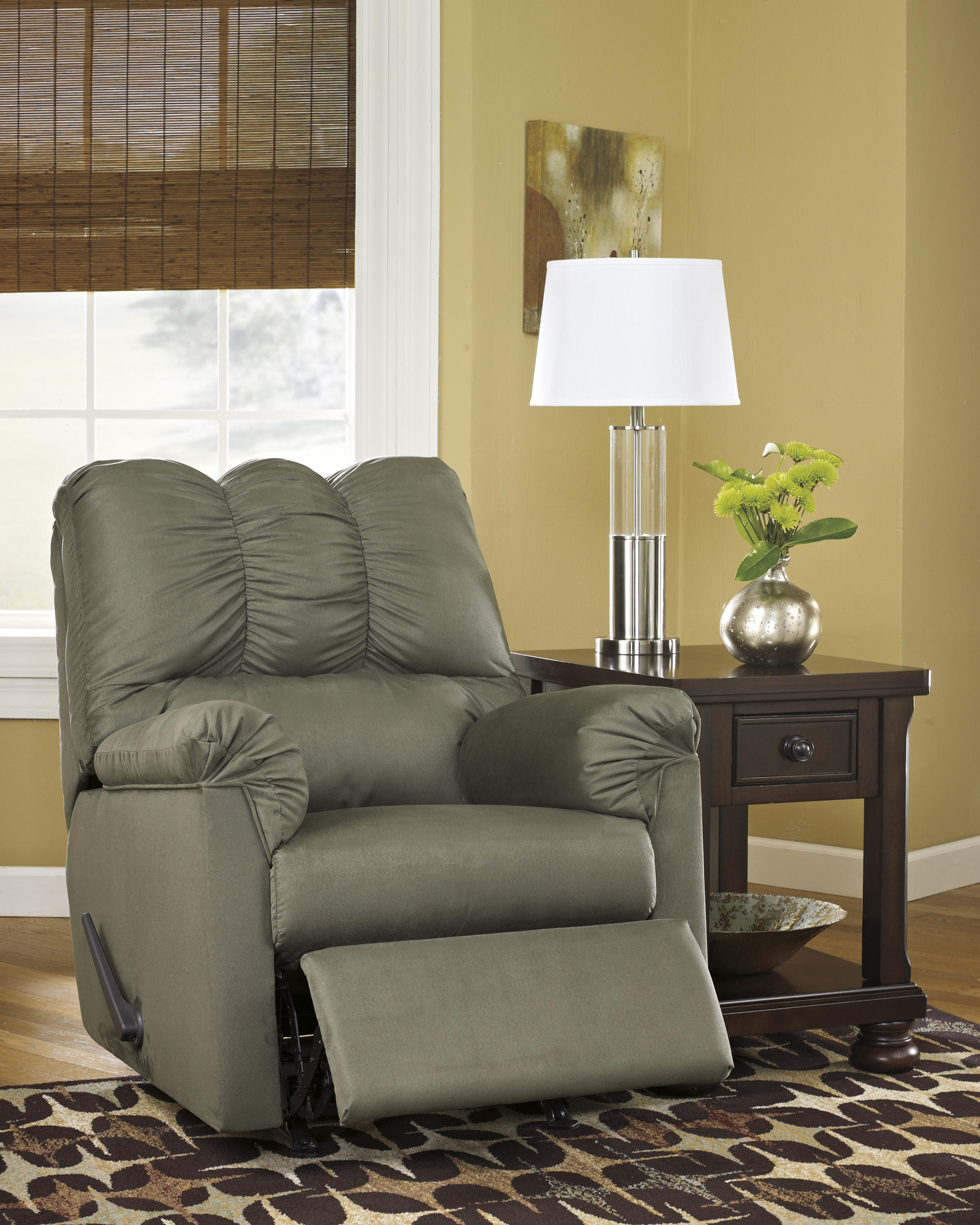 Darcy Sage Rocker Recliner  / $11.99 A Week