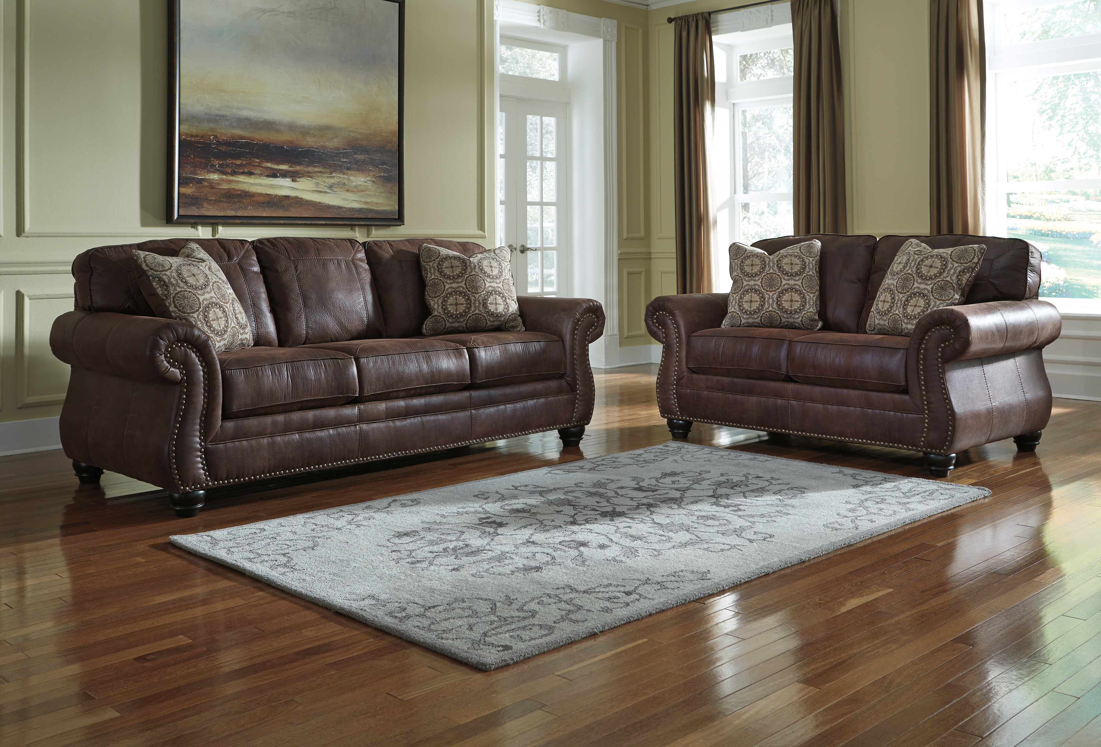 Breville Espresso Sofa and Loveseat  / $31.99 A Week