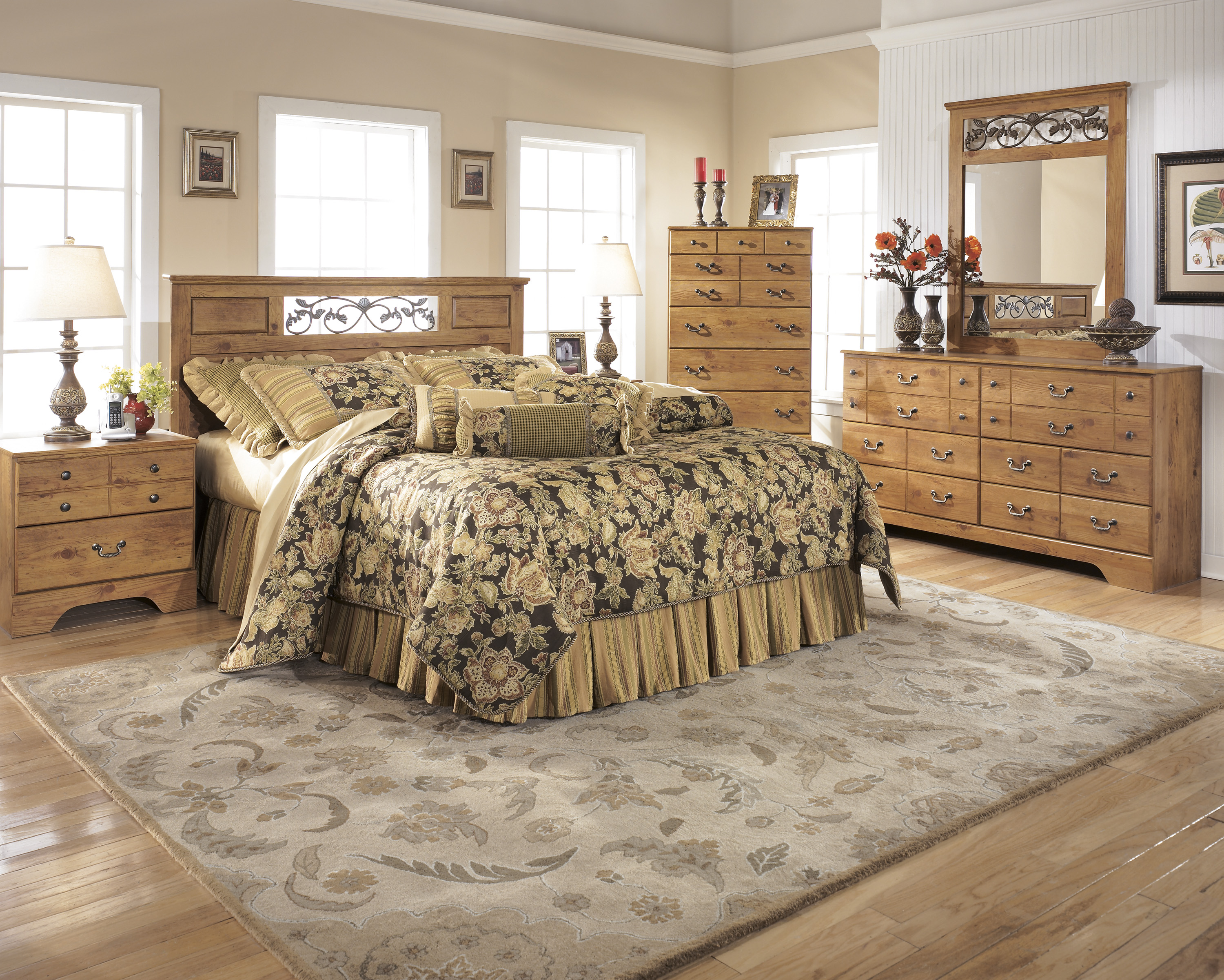 sets of ashley king copy set furniture bedrooms bedroom