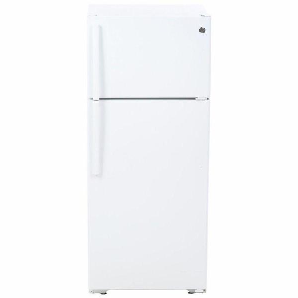 Crosley 17.5 Cu. Ft. White Top Freezer Fridge  / $14.99 A Week
