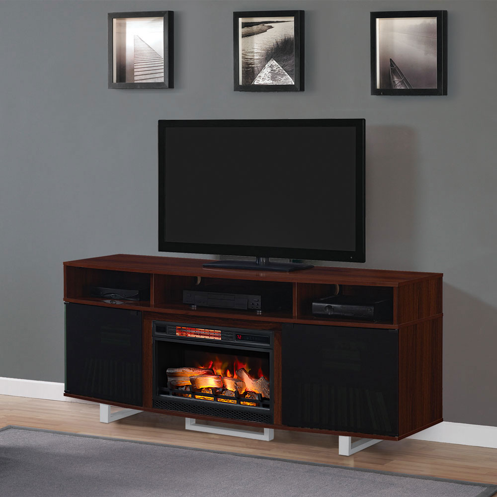 Enterprise Cherry Media Mantle  / $23.99 A Week