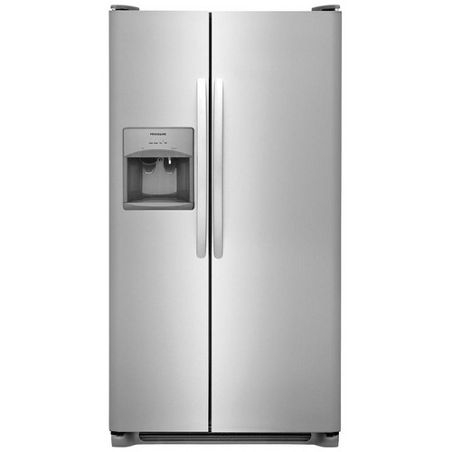 Frigidaire 22.1 Cu. Ft. Side by Side Refrigerator  / $37.29 A Week