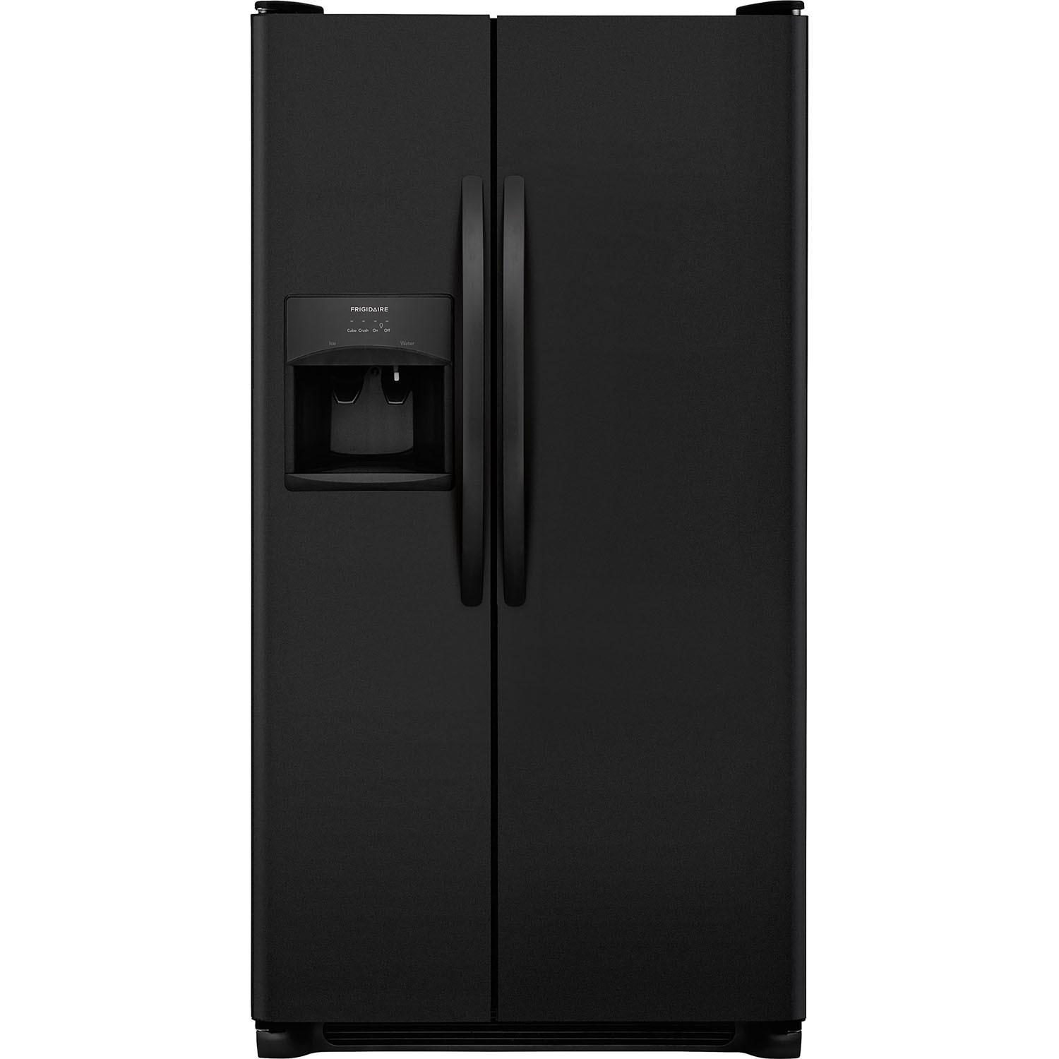 Majik Frigidaire 25 6 Cu Ft Side By Side Refrigerator
