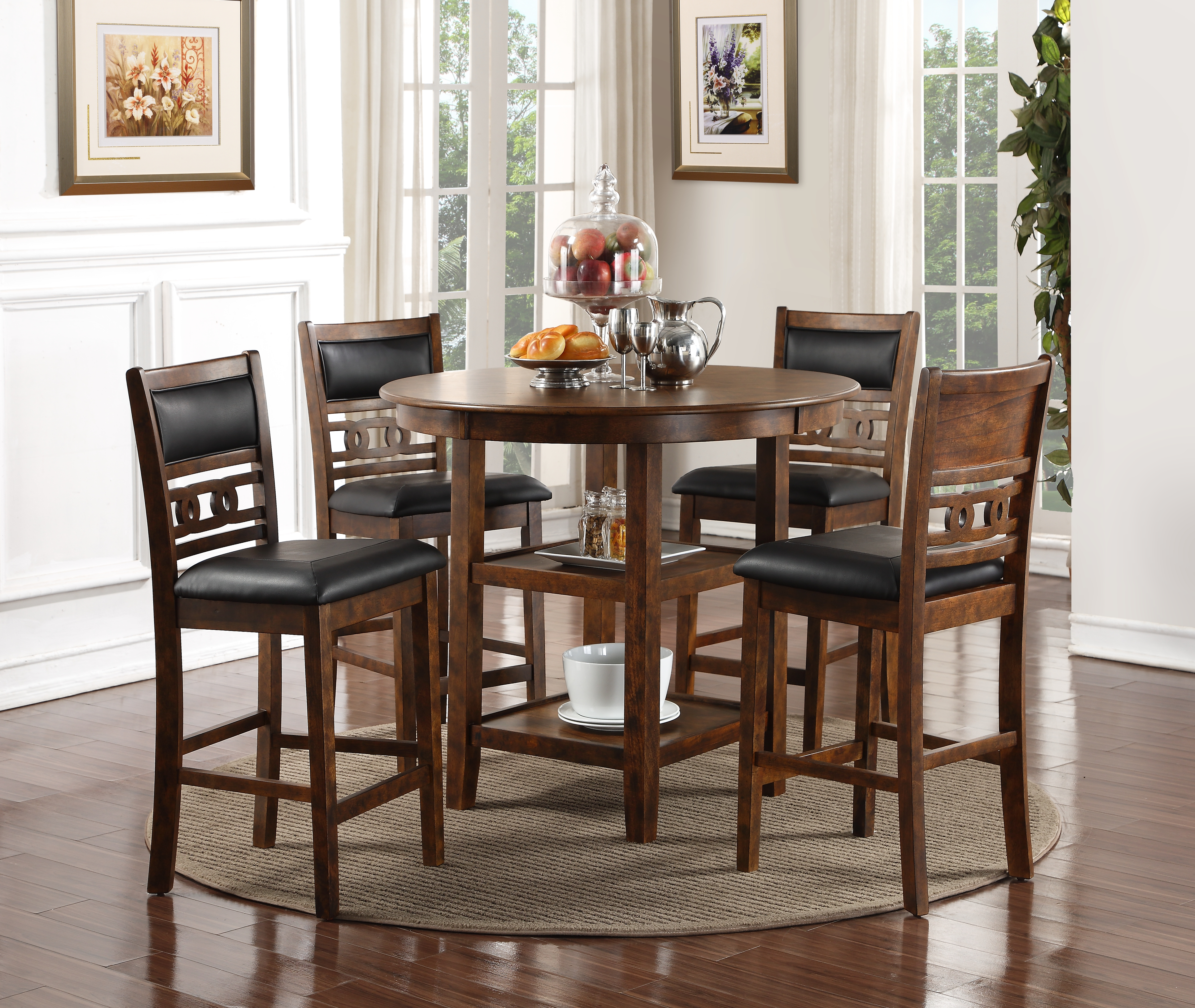 Majik Dining Room Furniture Rental In Pennsylvania RentToOwn - Dining room table for four
