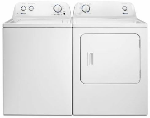 Amana Washer & Dryer  / $19.99 A Week