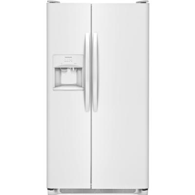 Frigidaire 22.1 Cu. Ft. Side by Side Refrigerator  / $36.09 A Week