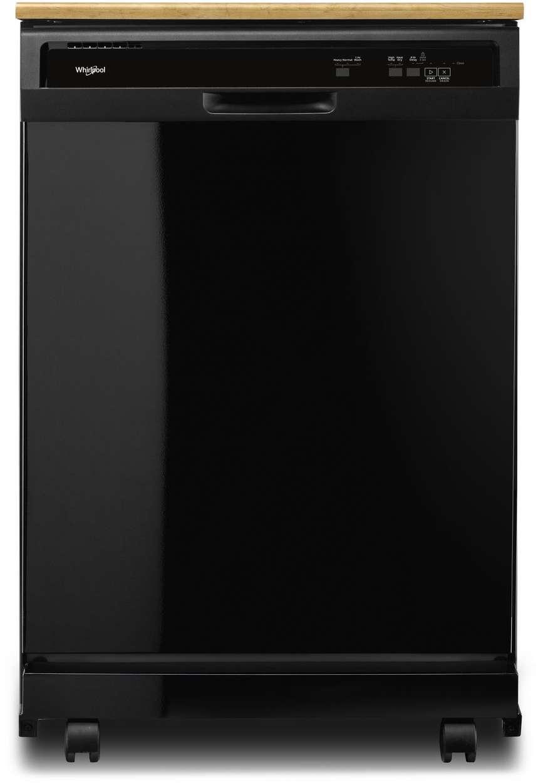 Whirlpool Portable Heavy-Duty Dishwasher  / $20.99 A Week