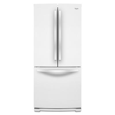 Whirlpool 19.7 Cu. Ft. French Door Refrigerator  / $44.99 A Week