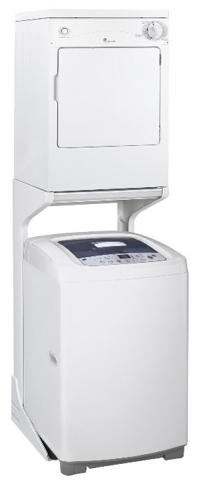Ge 2 6 Cu Ft Portable Washer 3 6 Cu Ft Electric Dryer