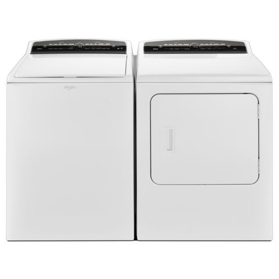 Whirlpool Cabrio 4.8 Cu. Ft. Washer & 7.0 Cu. Ft. Electric Dryer  / $24.99 A Week