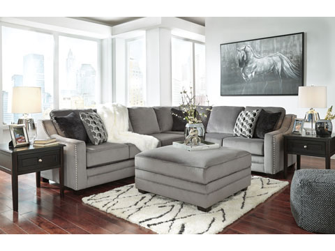 Bicknell 2-Pc. Sectional  / $31.99 A Week