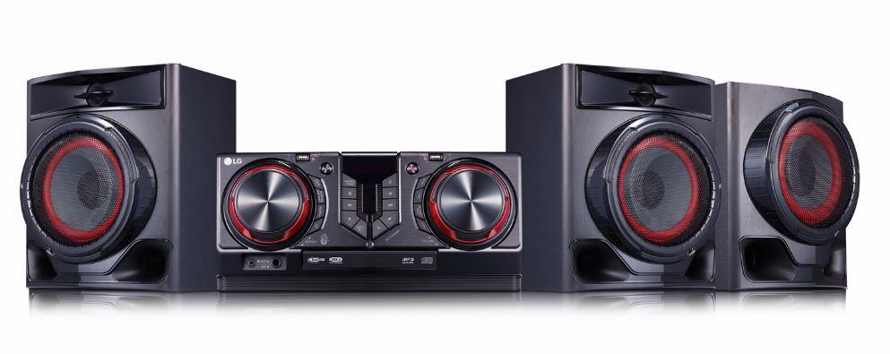LG 720W Hi-Fi Shelf System  / $14.99 A Week