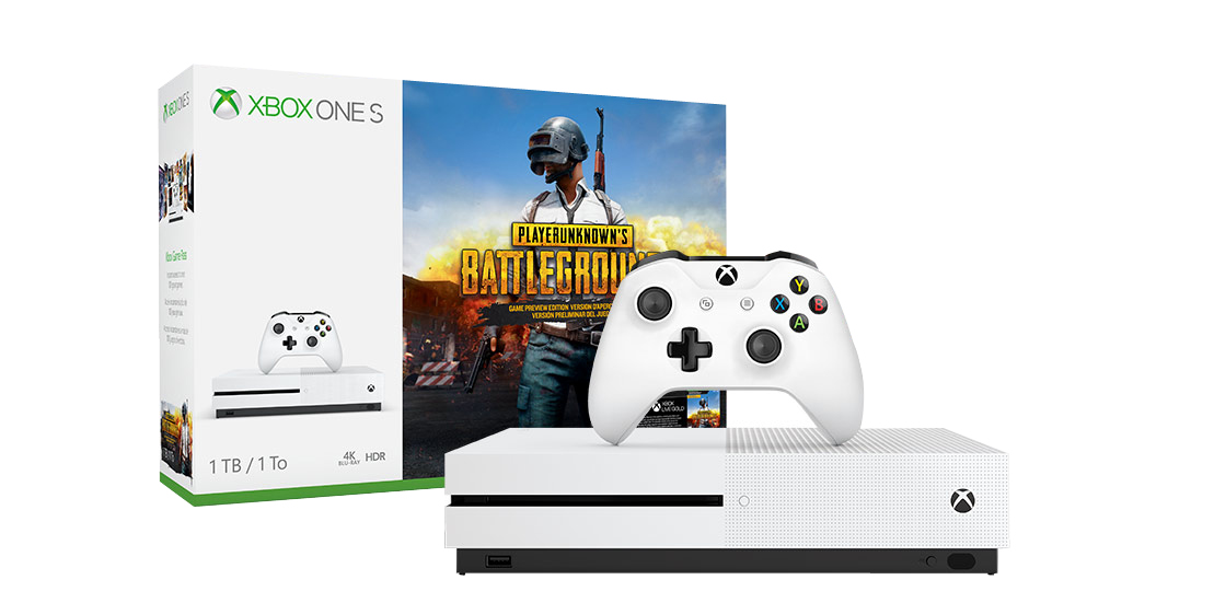 Rent To Own Smartphones >> Xbox One S 1TB Console With PLAYERUNKNOWN'S BATTLEGROUNDS | Majik Rent To Own