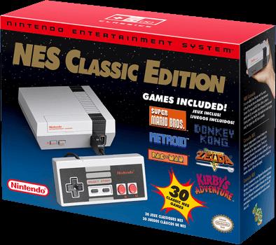 Nintendo NES Classic Edition  / $8.99 A Week