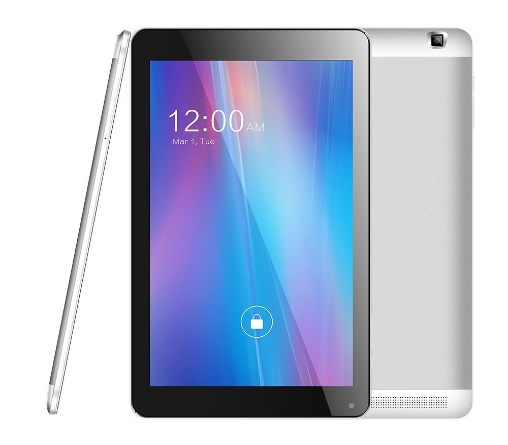 "Azpen 10.1"" Android Tablet With Case & Keyboard  / $11.39 A Week"