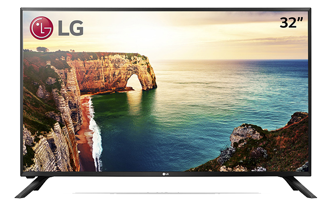 "LG 32""  LED TV  / $10.99 A Week"