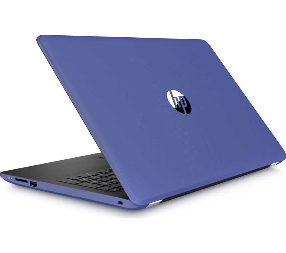 "HP 15.6""  Blue Laptop  / $16.99 A Week"